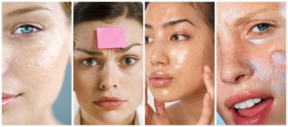 Resultado de imagen para tipos de piel