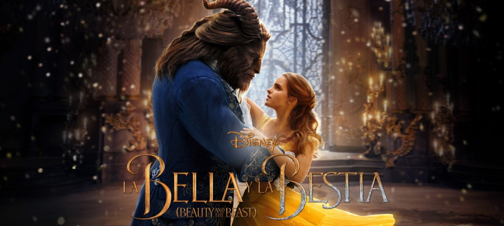 La bella y la Bestia chill